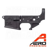 Aero Precision AR15 Stripped Lower Receiver Gen 2 APAR501101C