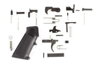 Aero Precision AR15 Lower Parts Kit Aero Precision Lower Parts Kit