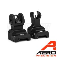 Aero Precision AR15 Flip Up Sight Set