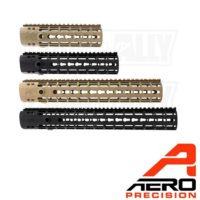 Aero Precision AR15 Enhanced KEYMOD Handguards