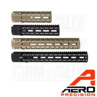 Aero Precision AR15 Enhanced MLOK Handguards - Gen 2