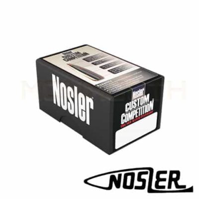 Nosler 220gr Custom Competition Nosler Custom Competition