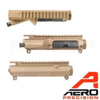 Aero Precision Assembled M4E1 Threaded Upper Receiver FDE