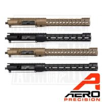 Aero Precision AR15 M4E1 Threaded Upper ATLAS S-ONE Combo Set