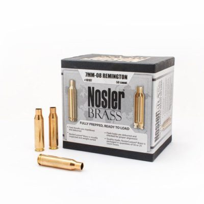 Nosler 7mm-08 Rem Brass