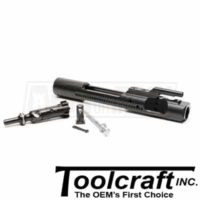 Toolcraft 5.56 NATO Black Nitride Bolt Carrier Group Toolcraft 350 Legend Bolt Carrier Group