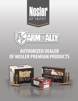 Nosler Authorized Dealer