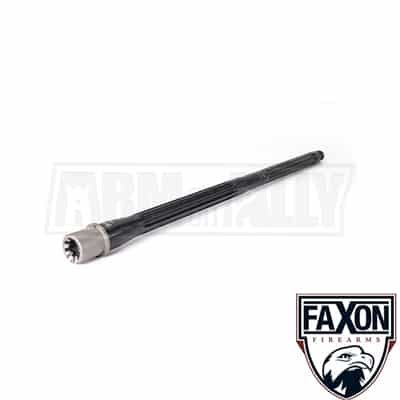 "Faxon 6.5 Grendel 20"" Heavy Fluted 5R Match Series Barrel"