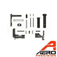 Aero Precision AR15 Lower Parts Kit minus Fire Control Group