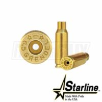 Starline 6.5 Grendel Brass