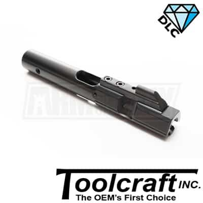 Toolcraft 9mm DLC Bolt Carrier Group