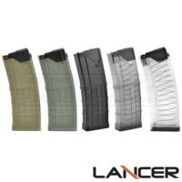 Lancer L5AWM 30 Round Advanced Warfighter AR15 Magazines