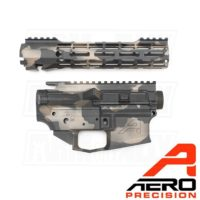 M4E1 Alpine Dark ATLAS S-ONE M-LOK Builders Set