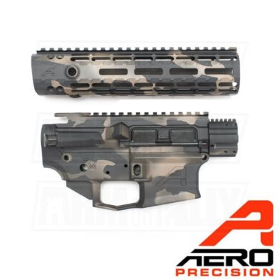M4E1 Alpine Dark Enhanced M-LOK Builders Set
