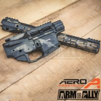 Aero Precision M4E1 Alpine Dark ATLAS S-ONE M-LOK Builders Set