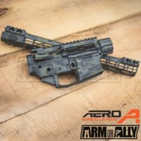 Aero Precision M4E1 Black Multicam ATLAS S-ONE M-LOK Builders Set
