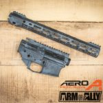 Aero Precision M4E1 Urban Dazzle ATLAS S-ONE M-LOK Builders Set