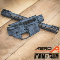 Aero Precision M4E1 Urban Laramie ATLAS S-ONE M-LOK Builders Set
