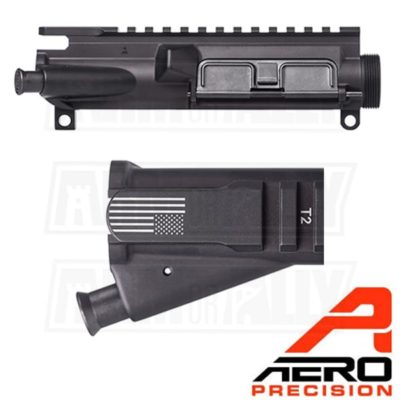 Aero Precision AR15 Freedom Edition Assembled Upper Receiver