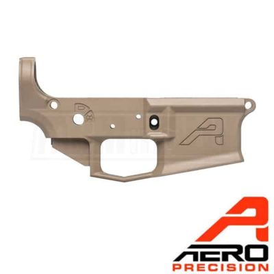 Aero Precision M4E1 FDE Stripped Lower Receiver APAR600002C