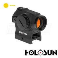 Holosun Elite HE503R-GD Gold Circle Dot Micro Sight
