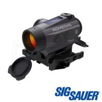 Sig Sauer Romeo 4S Solar Red Dot Sight