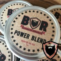 Bearded Republic Power Blend Beard Butter