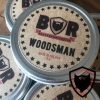 Bearded Republic Woodsman Beard Butter