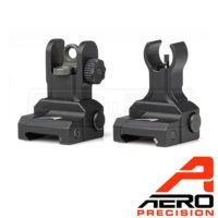 Aero Precision Flip-Up Sights Set, Gen 2