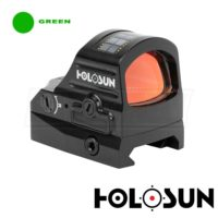 Holosun HE507C-GR-X2 Green Circle Dot Reflex Sight