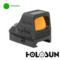 Holosun HE508T-GR-X2 Titanium Circle Dot Reflex Sight