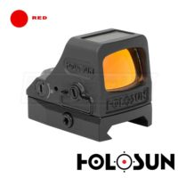 Holosun HE508T-RD-X2 Titanium Circle Dot Reflex Sight