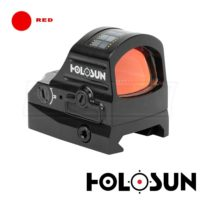 Holosun HS407CO-X2 Red Circle Reflex Sight