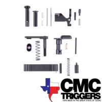 CMC AR15 Lower Parts Kit Minus Fire Control Group 81500
