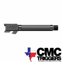 CMC Glock 17 Threaded Fluted Barrel 75511 CMC 75511