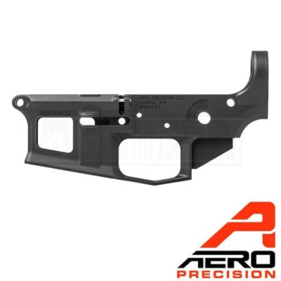Aero Precision M4E1 Stripped Lower Thunder Ranch APAR600016C