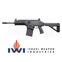Galil Ace 7.62 NATO Pistol with stabilizing brace GAP51SB