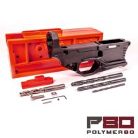 P80 AR15 Lower Receiver Kit RL556V3-BLK