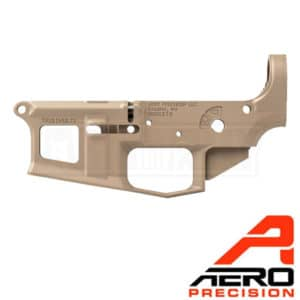 Aero Precision M4E1 Stripped Lower Thunder Ranch FDE APAR600017C